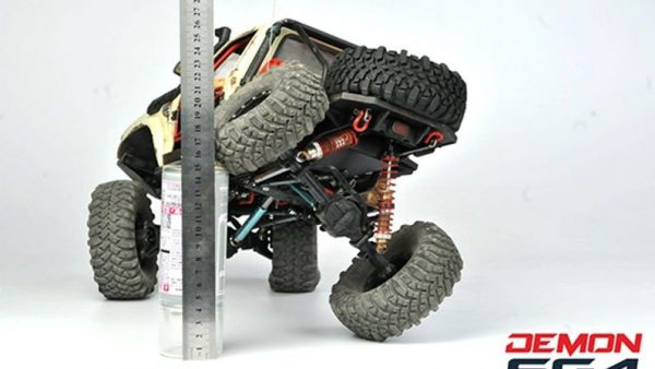 SG-4C 4x4 DEMON Rock Crawler - Cross RC US