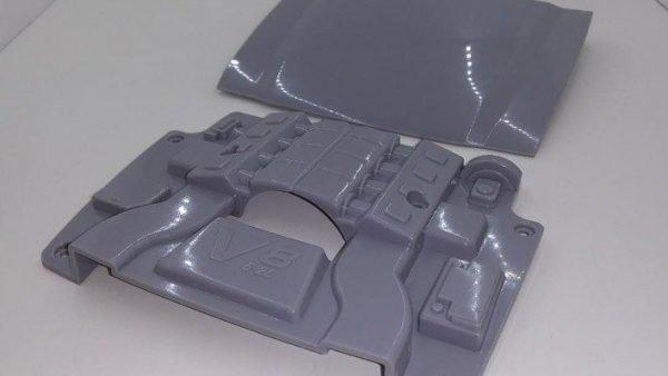 Cross RC Body Kit Complete SU4 97400585