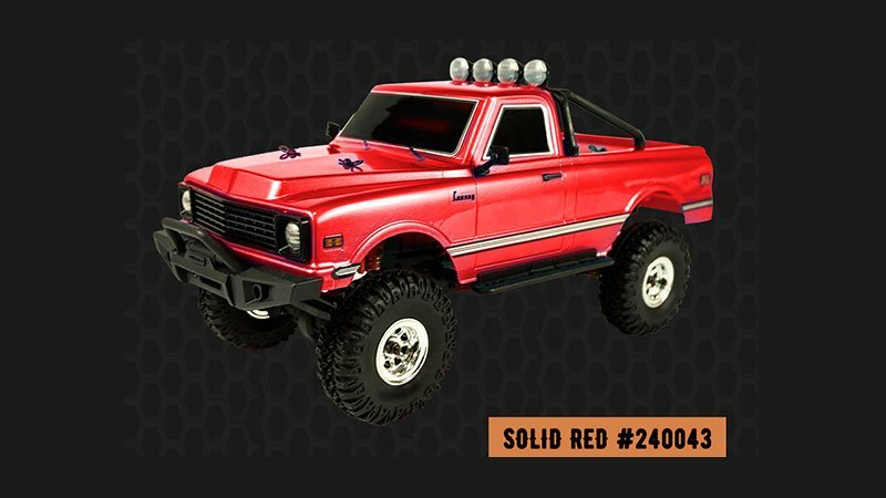 Solid-Red-240043