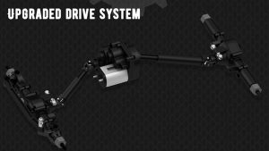 Drive System CR-18
