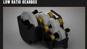 CR18 Gear Box